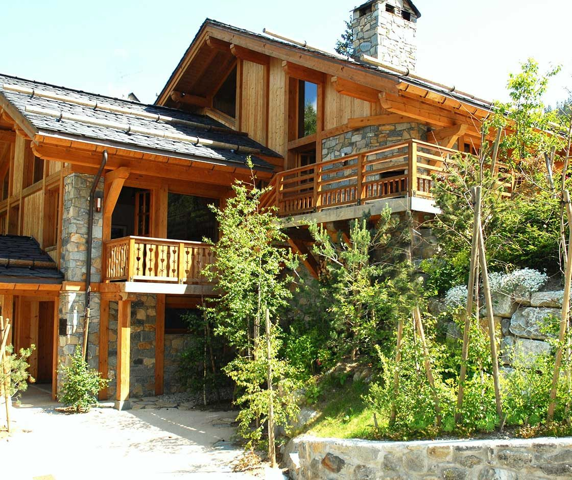 Chalet Olympe